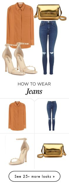 """Untitled #2733"" by evalentina92 on Polyvore featuring Marni, Acne Studios and Neiman Marcus"