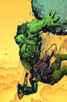 #Hulk #Fan #Art. (Ultimate Wolverine VS Hulk!) By: Leinil Francis Yu. (THE * 5 * STÅR * ÅWARD * OF: * AW YEAH, IT'S MAJOR ÅWESOMENESS!!!™)[THANK Ü 4 PINNING!!!<·><]<©>ÅÅÅ+(OB4E)