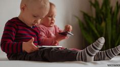 """ARTICLE: """"Children aged five to 16 spend an average of six and a half hours a day in front of a screen compared with around three hours in 1995, according to market research firm Childwise."""" Considering that these screens are now computers, tablets, cell phones, and other microwave-emitting devices...parents need to become informed of health risks. The effects of non-stop pulsed RF microwave radiation is cumulative. WIRELESS MICROWAVE radiation is a Class 2B Possible Carcinogen in the same…"""