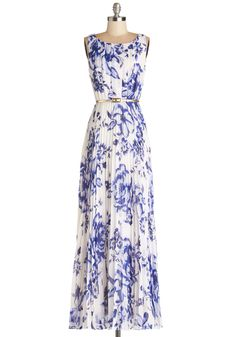 Wedding Style Dresses - Lunch at the Lagoon Dress