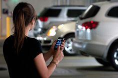 Платить за парковку в Украине можно с помощью мобильного
