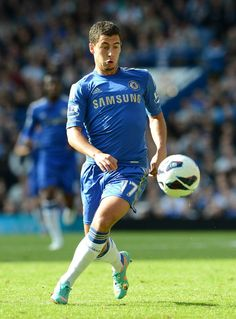 Awesome Eden Hazard #ChelseaFC <3
