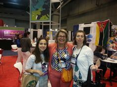 At our Booth 1441 - Study in Portugal! At the NAFSA Conference! !!