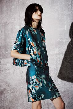 Philosophy   Pre-Fall 2014 Collection   Style.com
