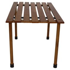 Found it at Wayfair - Wood Picnic Table