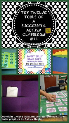 Autism Classroom News: http://www.autismclassroomnews.com    Top Twelve Tools of a Successful Autism Classroom