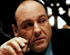 "James Gandolfini ""Tony Soprano"" R.I.P."