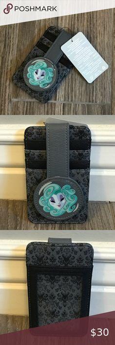 Nightmare Before Christmas Wallet, Madame Leota, Disney Souvenirs, Disney Handbags, Disney Cards, Haunted Mansion, Christmas Mugs, Disney Mickey Mouse, The Little Mermaid