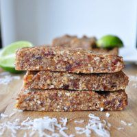 Key Lime Larabars | My Whole Food Life
