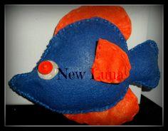 Fish Plush
