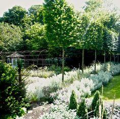 country garden in Berkshire farmhouse-landscape