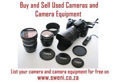 Looking for camera equipment or have equipment to sell? Browse our classifieds or post a classified ad.
