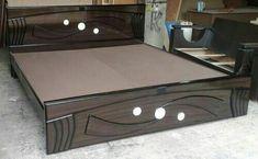 Bedroom Furniture Design, Bedroom Furniture Layout, Wardrobe Design Bedroom, Wooden Double Bed, Box Bed Design, Wooden Bed Design, Bed Headboard Wooden, Bedroom Bed Design, Sofa Cumbed Design