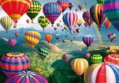 Resultado de imagen para globos aerostaticos en el mundo