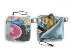C2L Chibi TESAGE Case Zen Velvet Gray Two Side Zipper by licgifts, $24.00