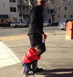 These 13 men believe nothing is manlier than being a good dad.