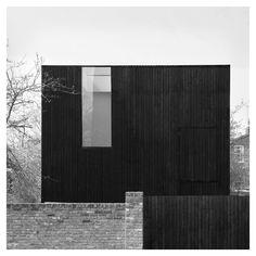 David Adjaye - Sunken house