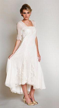 Over 40 Wedding Dresses | 40015 Nataya Second Wedding Dress - SOLD OUT | Nataya