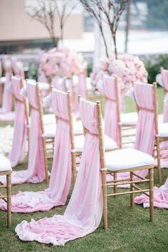 Hochzeitsdeko für Stühle 111 faszinierende Ideen Archzine
