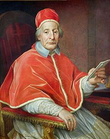 Clement XII  Papacy began	12 July 1730  Papacy ended	6 February 1740  Predecessor	Benedict XIII  Successor	Benedict XIV  Orders  Consecration	18 June 1690  by Flavio Chigi  Created Cardinal	17 May 1706  Personal details  Birth name	Lorenzo Corsini  Born	7 April 1652  Florence, Grand Duchy of Tuscany  Died	6 February 1740 (aged 87)  Rome, Papal State