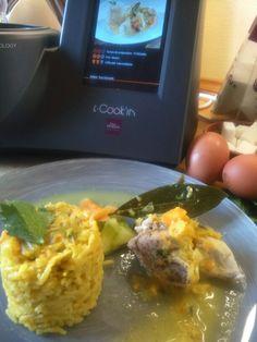 Waterzoi au curry #club.guydemarle.com avec mon icookin