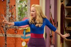 Dove Cameron as Liv from Liv&Maddie (renewed for a 3rd season.... yaysies!!!)