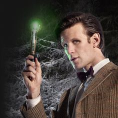 Matt Smith our current Dr. Who