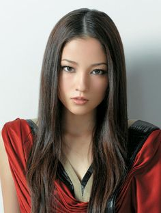 Meisa Kuroki - Added to  Beauty Eternal  - A collection of the  most beautiful women.