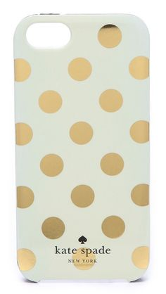 Metallic polka dots iPhone 5 case http://rstyle.me/n/ip8zmnyg6