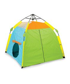 ↪↩ {}{} ↪↩ Love this One Touch Play Tent by Pacific Play Tents on #zulily! #zulilyfinds