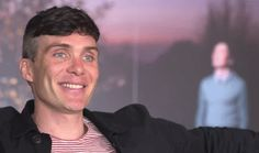 Cillian Murphy and those blue eyes x