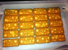 Miss Thermomix-a-lot: Crunchie Icecream Slice Hello Hello, Icecream, Waffles, Yummy Food, Cooking, Breakfast, Desserts, Thermomix, Cucina
