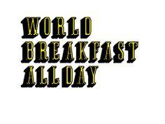 World Breakfast Allday 外苑前