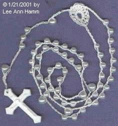 Learn to knit or crochet first holy communion