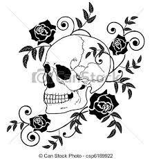Bildergebnis für rose gezeichnet
