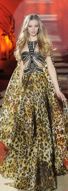 - striking dress! Basil Soda
