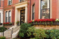 Autumn/Halloween Decor - traditional - exterior - boston - Mary Prince