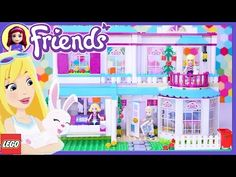 Lego Friends Heartlake Airport Set released features a passenger jet, this is very exciting! Elliev Toys, Lego Toys, Diy Toys, Toy Trains For Kids, Kids Picnic Table, Lego Friends Sets, Cute Baby Bunnies, Modern Toys, Rabbit Toys