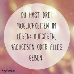 The best motivational slogans for the sport - Motivation gesund - Words Quotes, Life Quotes, Motivational Slogans, Best Quotes, Funny Quotes, German Quotes, Wedding Quotes, Wedding Ideas, Fitness Quotes
