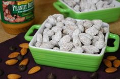 Puppy Chow Almonds by The Lean Green Bean