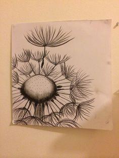 Charcoal sketch- Ashleigh hunter