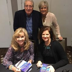 Such fun signing my book/s with one of my heroes AND a person featured in book #2!!