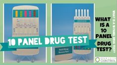 A 10 panel drug test is a test that measures the presence of illegal drugs in the system and normally through urine drug testing.
