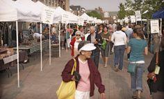 Carmel Farmers Market On Center Green