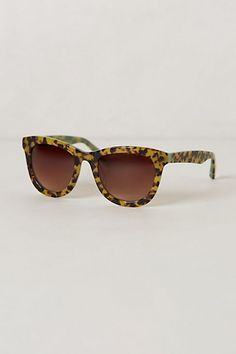 sea song cat-eye sunglasses