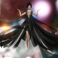 Shena Neox #Secondlife #avatar #fashion