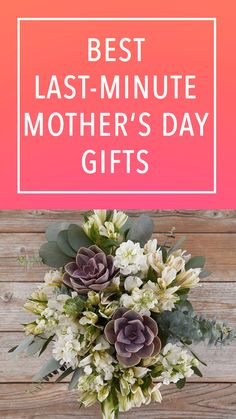 "Best last-minute Mother's Day gifts: Here's your ""oh shit"" warning that the big day is May The cutesy personalized gifts from… Homemade Gift Baskets, Easy Homemade Gifts, Birthday Basket, Birthday Ideas, Kitchen Bouquet, Diy Mothers Day Gifts, Mom Gifts, Mother Birthday, 50th Birthday"