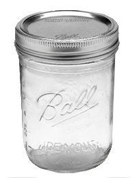 Ball® Glass Mason Jars are ideal for fresh preserving recipes such as salsas syrups sauces fruits and vegetables. Our famous glass jars and closures go beyond fresh preserving to help you with ser...