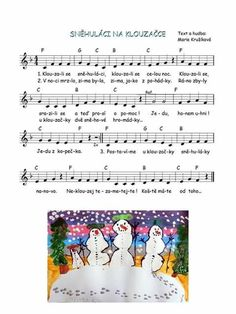 Aa School, School Clubs, Kids Songs, Music Notes, Advent, Teaching, Sporty, Musica, Xmas