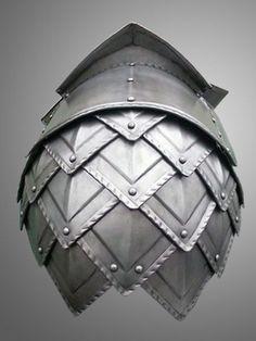 Dwalin den königlichen Zwerg Armour paar Stahl von IronWoodsShop: